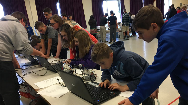 Rural Students to STEM Learning Experiences