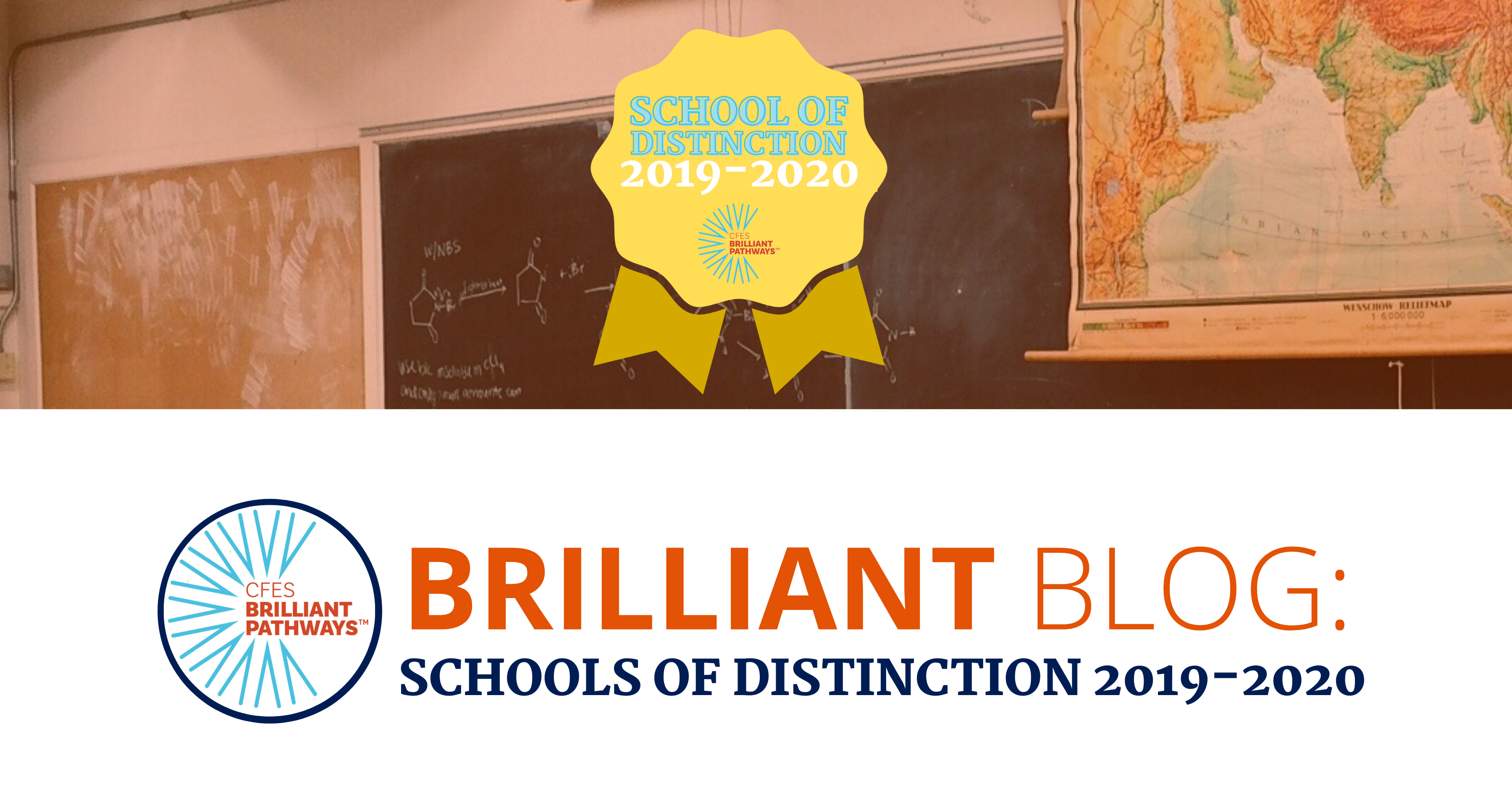 Schools of Distinction blog 2019-2020